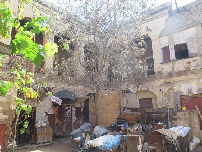 La Historia de los Caravasares en Marruecos