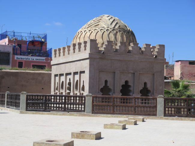 Precio de la Qubba Almorávide de Marrakech