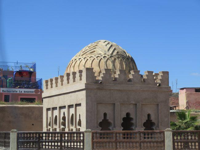 Canalizaciones de agua en Marrakech