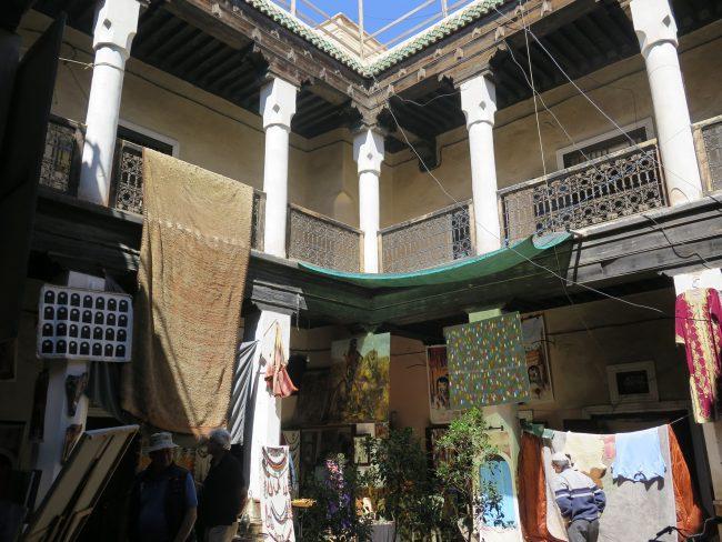 Lugares desconocidos de la Medina de Marrakech