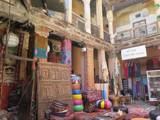 Lugares donde no verás turistas en Marrakech