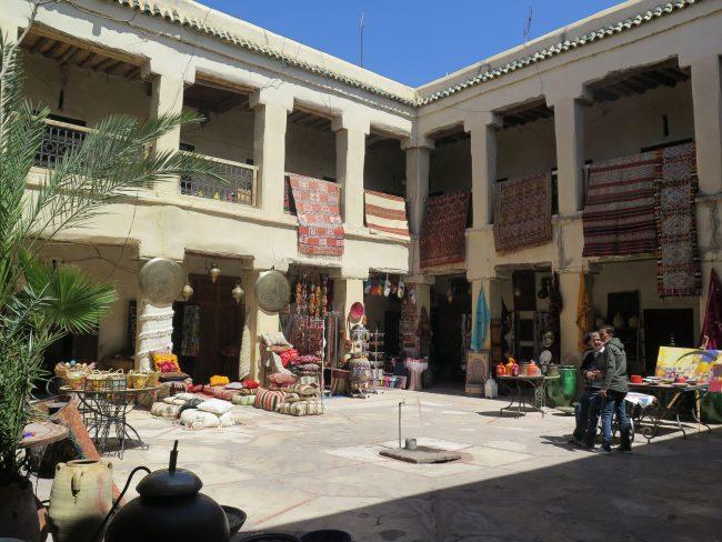 Lugares poco conocidos de Marrakech