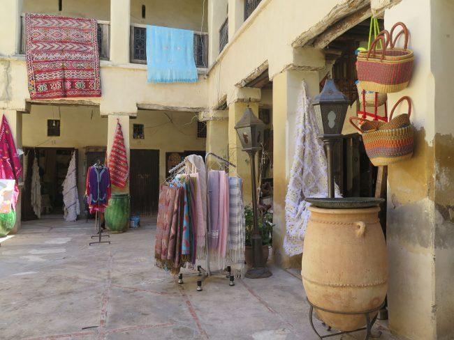 Lugares únicos en Marrakech