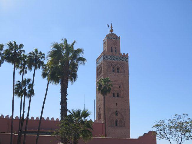 La mezquita más importante de Marruecos