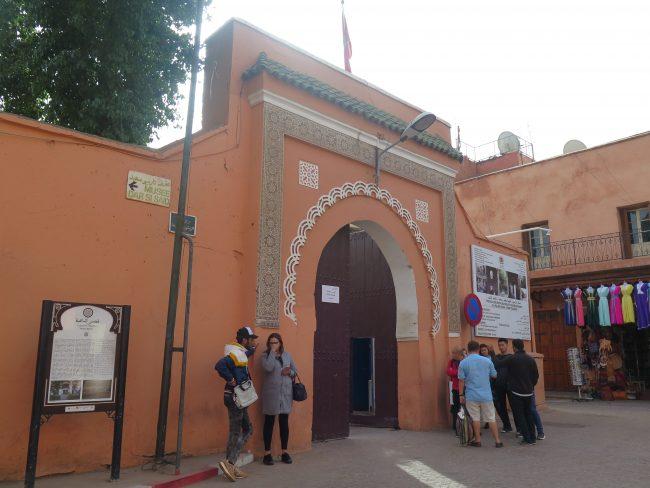 Monumento más visitado de Marruecos