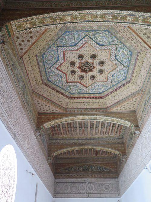 Bou Hamed, el propietario del Palacio de la Bahía en Marrakech