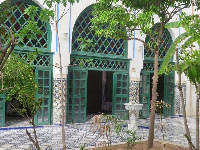 Horario Palacio de la Bahía