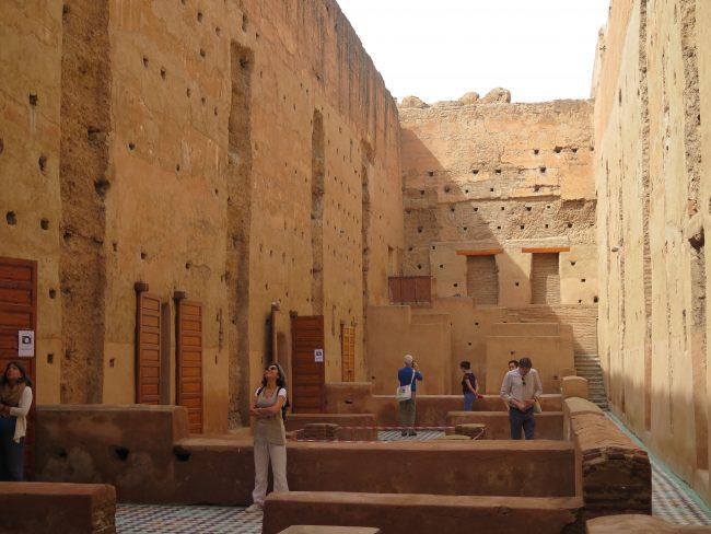 Todo sobre el Palacio El Badi