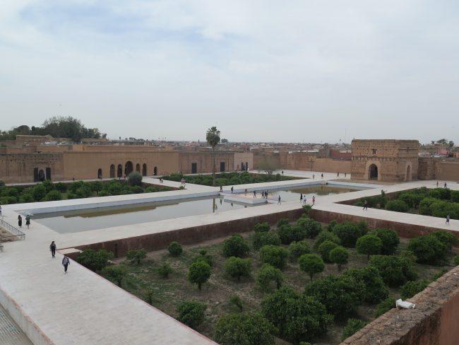 El Badii Palais