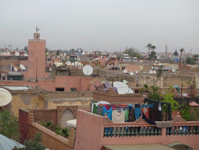 Visitas en la Medina de Marrakech