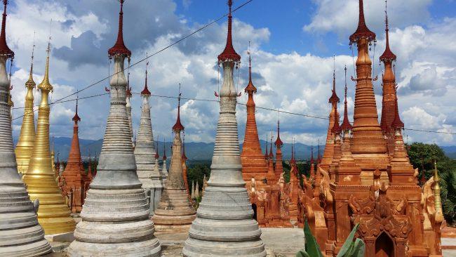 Las imágenes más espectaculares de Birmania
