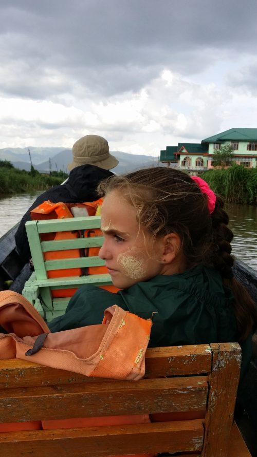 El Mundo con Ella en el Lago Inle