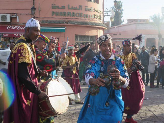 Tradiciones populares de Marruecos