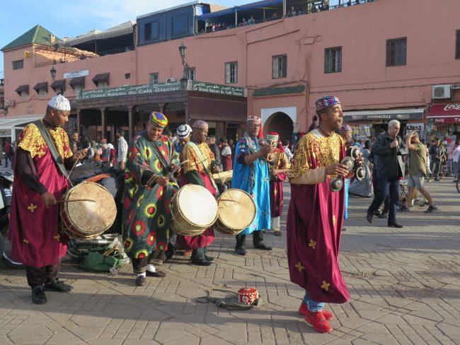 Música popular de Marruecos
