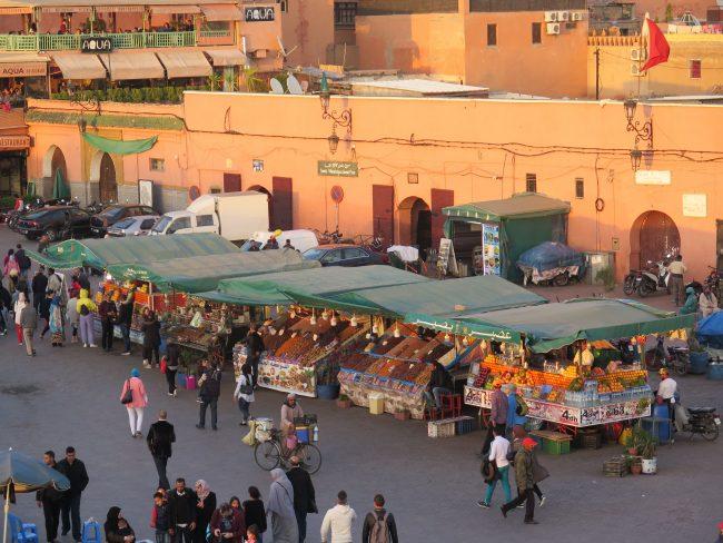 Atentados terroristas en Marruecos