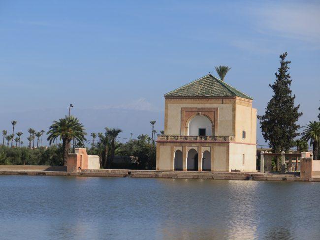Uno de los lugares más románticos de Marrakech