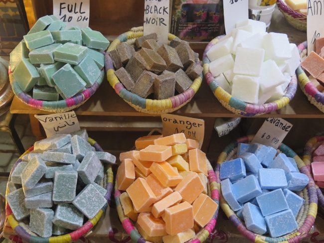 Perfumes y ambientadores de Marrakech