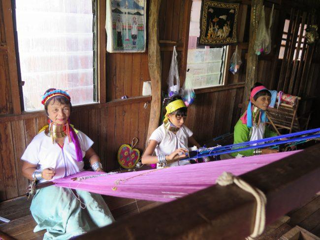 Reflexiones sobre las Mujeres Jirafa