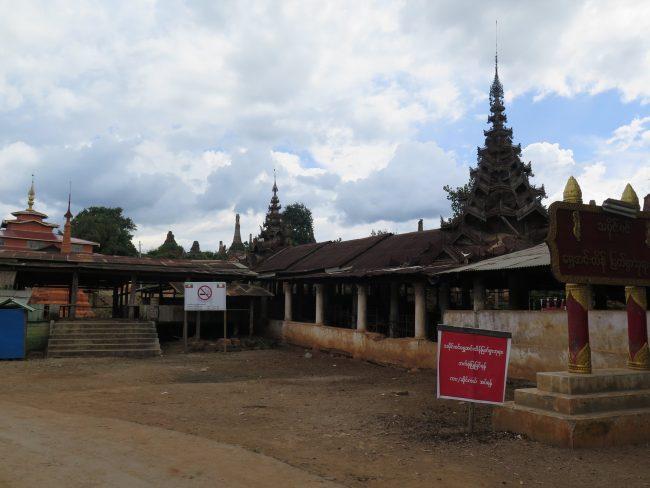 Cómo llegar a las Pagodas de la Aldea Indein