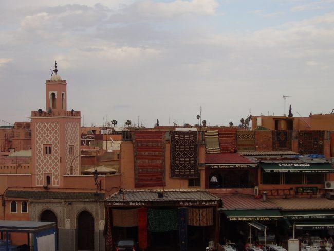 Visitas imprescindibles en Marrakech