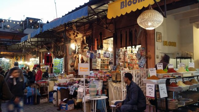Lugares gratuitos que visitar en Marrakech