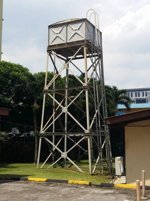 Arquitectura colonial en Malasia