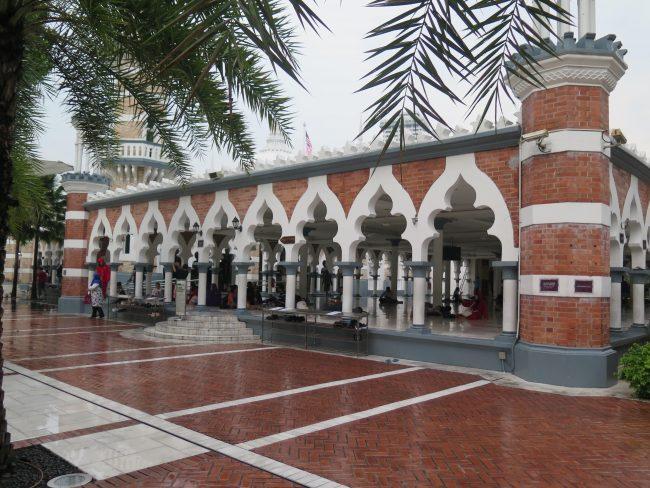 Horarios y precio Mezquita Masjid Jamek