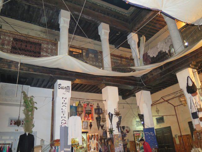 Edificios históricos de Marrakech