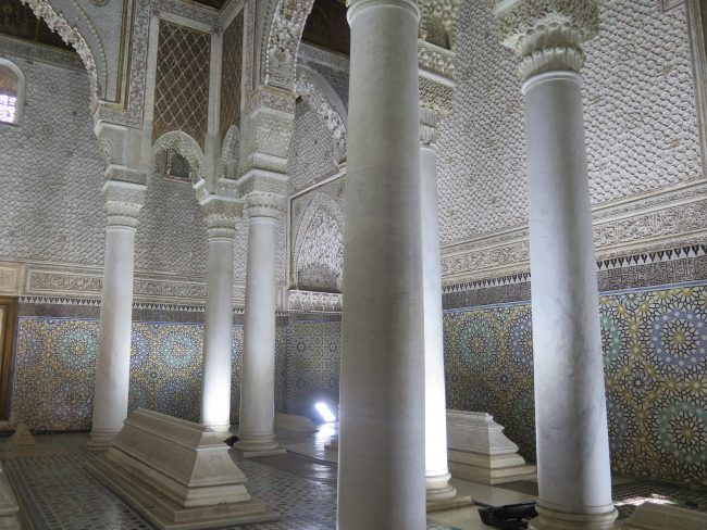 Itinerarios para visitar Marrakech en tres días