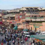 Información Útil: Itinerario de Marrakech
