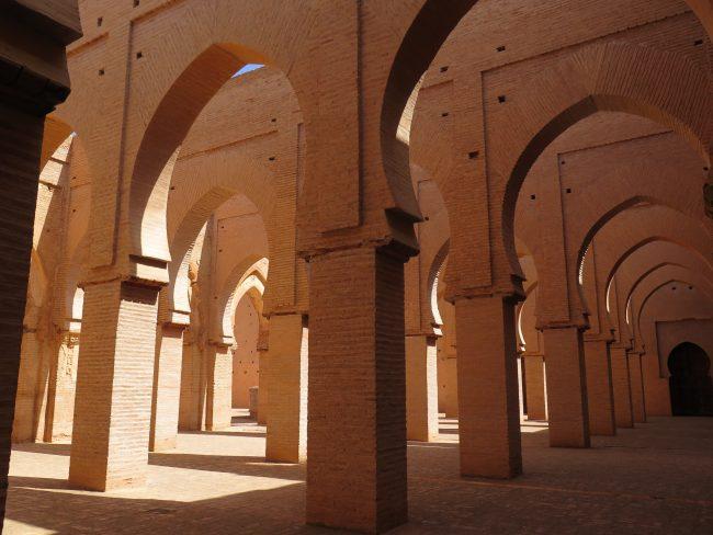 Interior Mezquita Tinmel