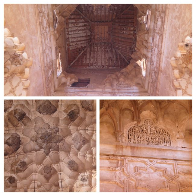 Principales mezquitas almohades