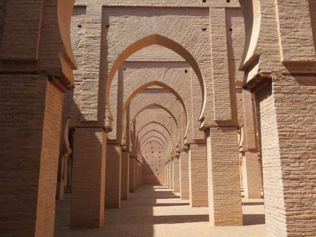 Excursión a la mezquita Tin Mel