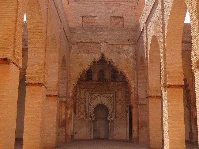 La mezquita más bella de Marruecos