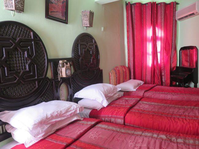 Hoteles de Marrakech