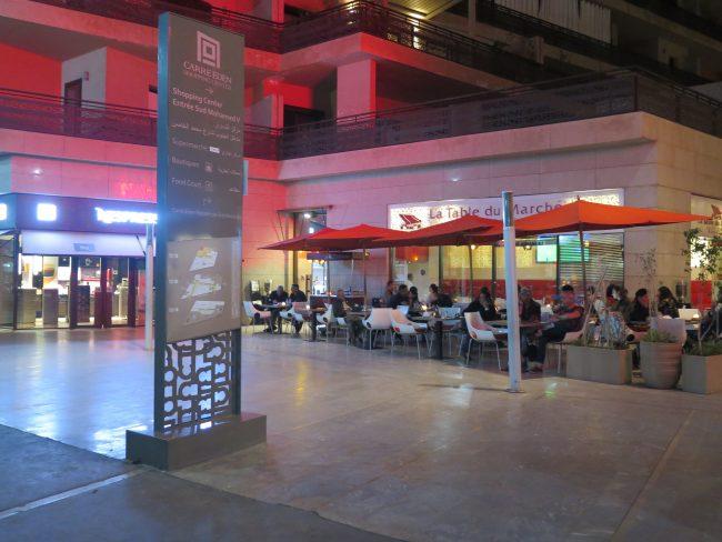 Es seguro cenar en la Plaza de la Jemaa