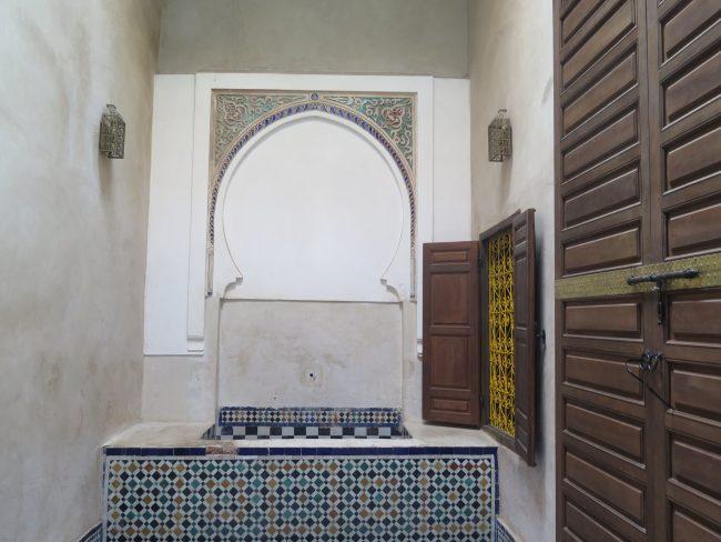 Hacer turismo en Marrakech