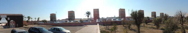 Plaza de los Siete Santos de Marrakech