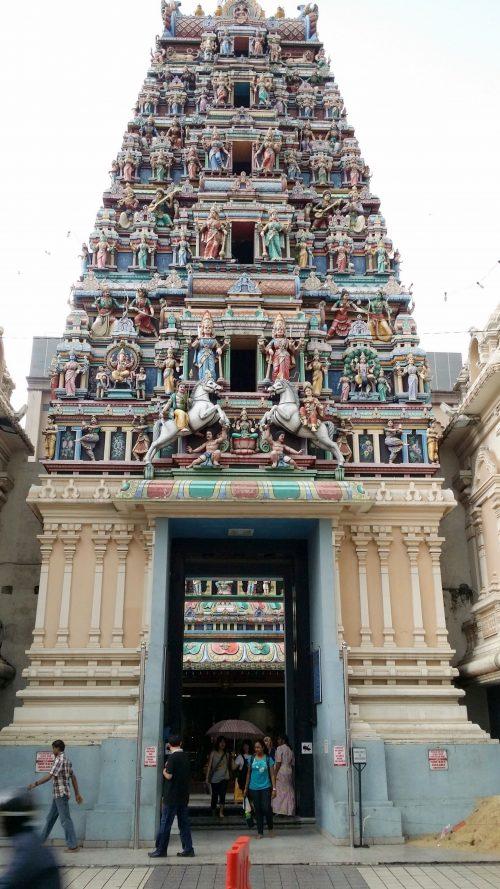 Principales templos hidues de Kuala Lumpur