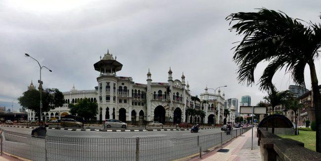 KL Old Railway Station