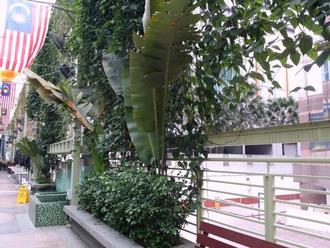 Recuperación de áreas céntricas de Kuala Lumpur
