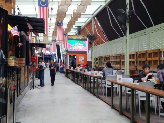 Nuevos lugares para comer y cenar en el Centro de Kuala Lumpur