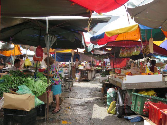 Mercados de Kuala Lumpur