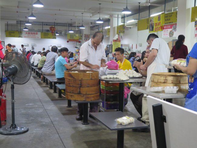 Horario Mercado de Imbi