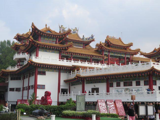 Cómo llegar al Templo Thean Hou