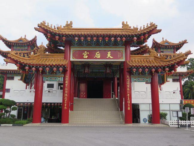 Qué ver en el Templo Thean Hou de Kuala Lumpur