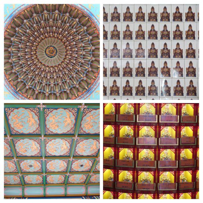Motivos religiosos en Thean Hou Temple