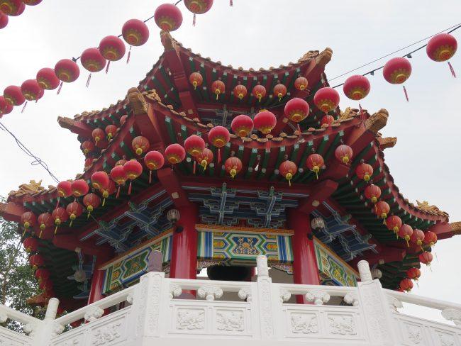 Uno de los mayores templos chinos del Sudeste Asiático