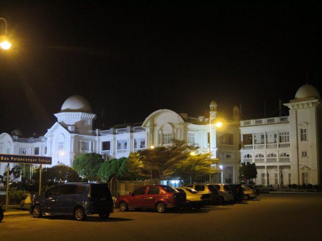 Edificios coloniales de Malasia