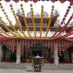 Templo Thean Hou de Kuala Lumpur